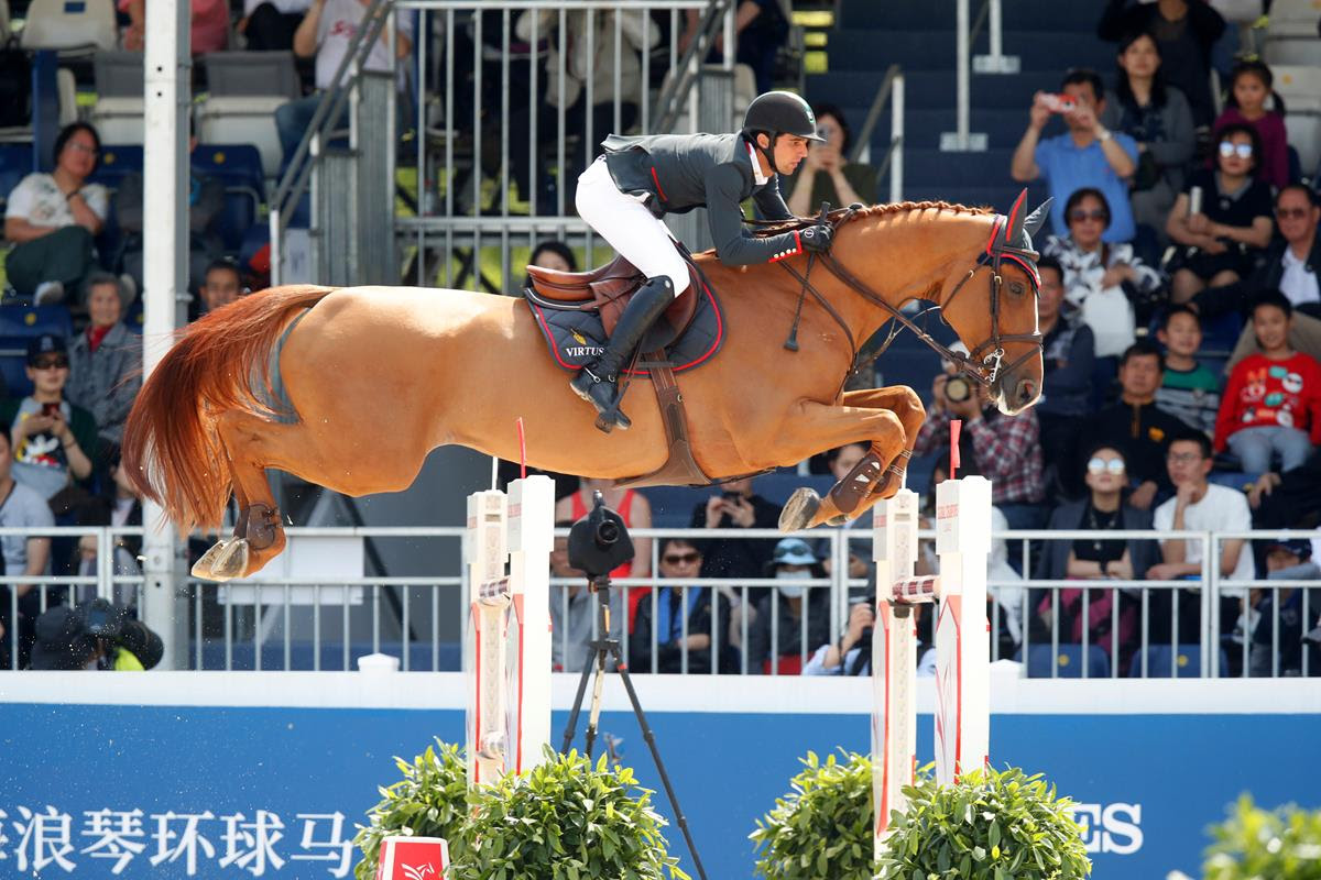 Aces Power to Pole Position at Opening GCL Shanghai