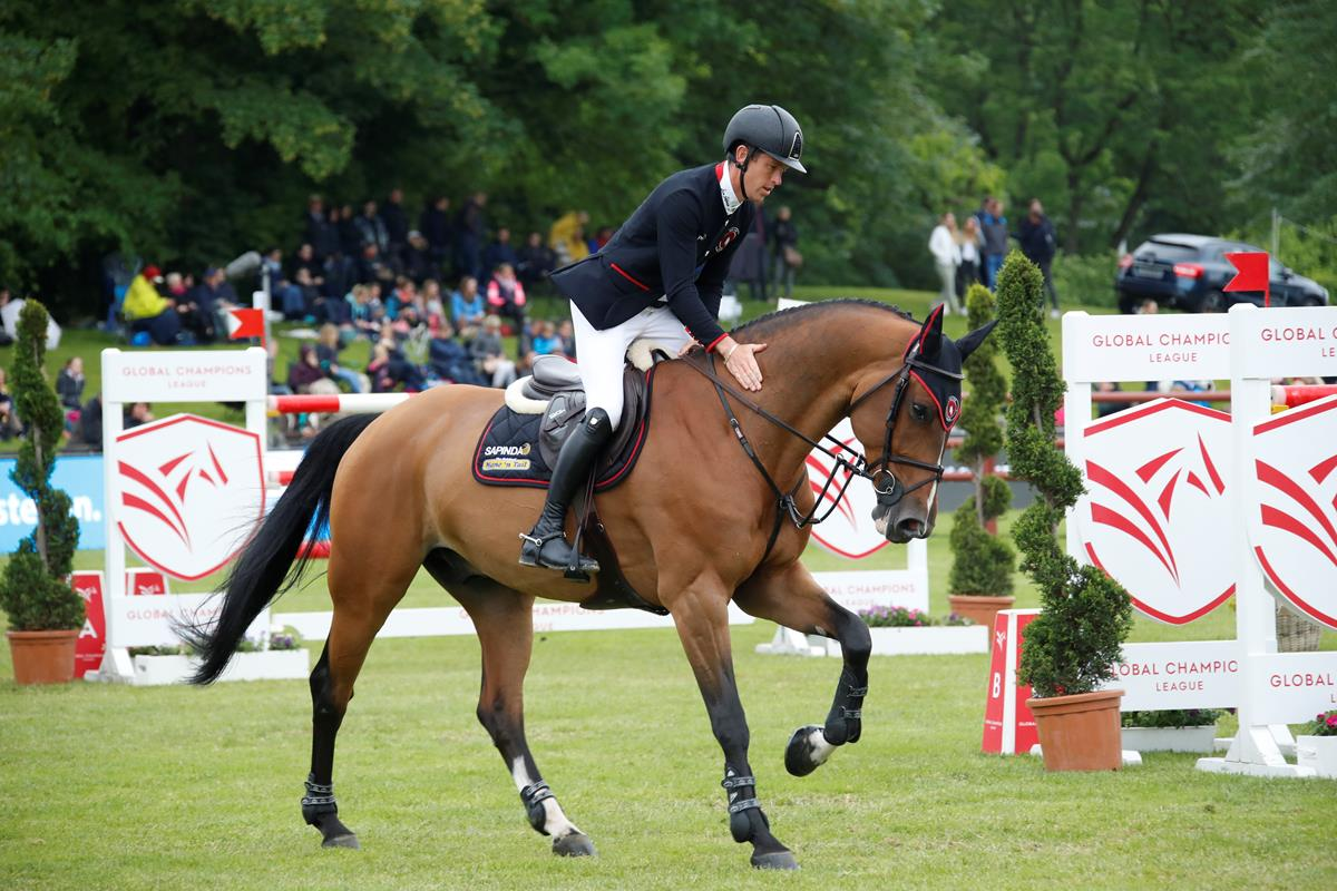 New York Empire Strike Again with Pole Position at GCL Hamburg