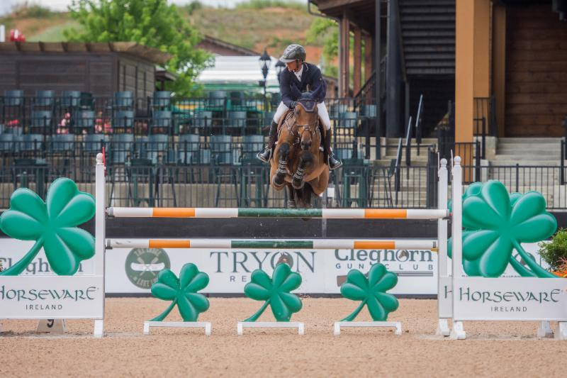 Tomas Yofre Flies Three Mounts to Double-Clear in $10,000 1.45m Horseware Ireland Welcome Stake at TIEC