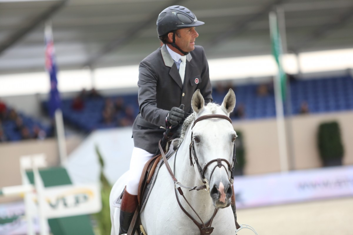 Brothers Rozier triumph on top of CSI5* 1,55m Lausanne
