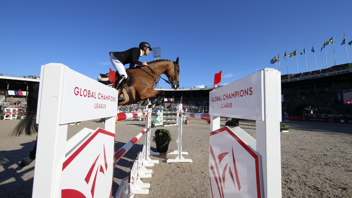 Scandinavian Vikings soar to first place in second round of GCL Monaco