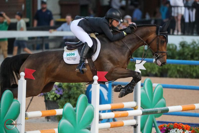 Sydney Shulman and Villamoura Deliver Grand Prix 2* Victory at Tryon