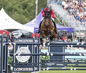 Canada's Jumping team might still go to the Olympics