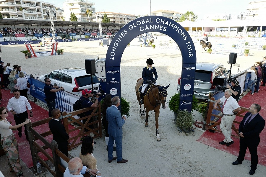 France's Ines Joly tops a heavy U25 Grand Prix win in Stockholm