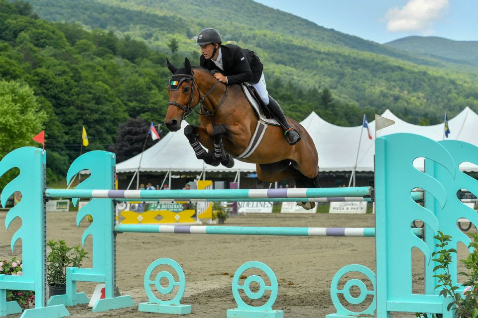 Kevin McCarthy Continues Winning Streak  at Vermont Summer Festival