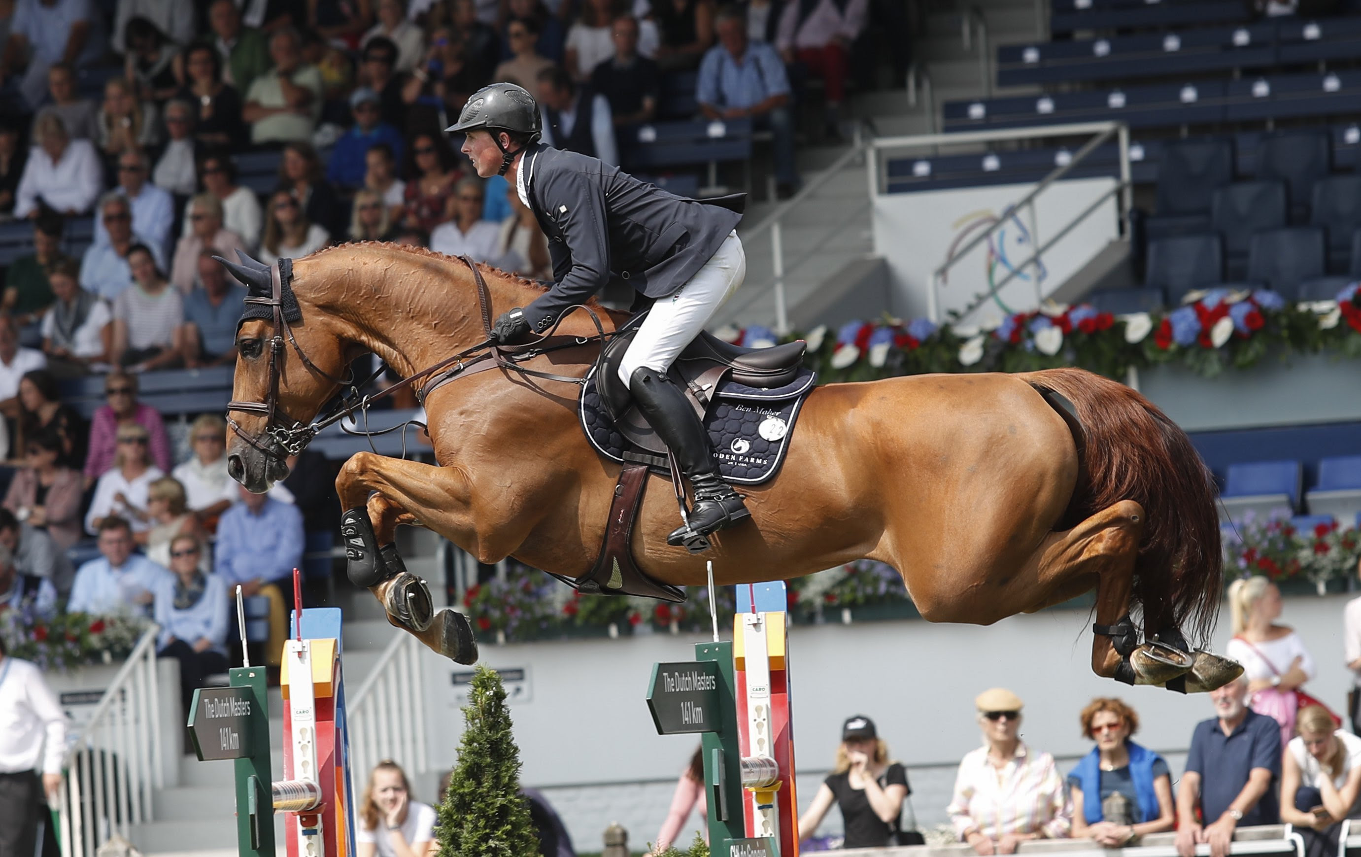 """Ben Maher: """"Winning never gets old, I am very competitive"""""""