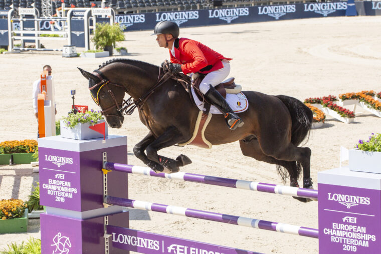 Clear rounds carry Belgians to top of Jumping team leaderboard