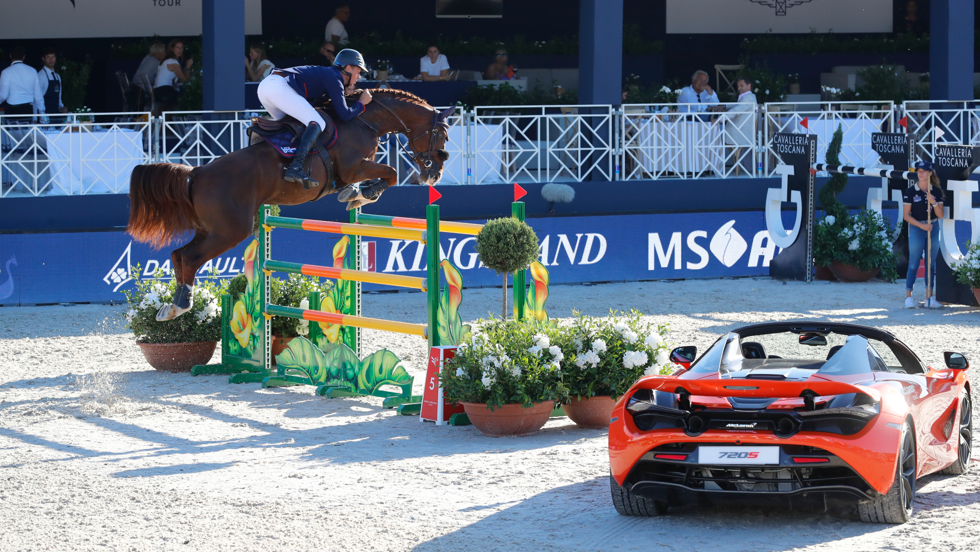 Movers and Shakers: GCL Ramatuelle, St Tropez 2019