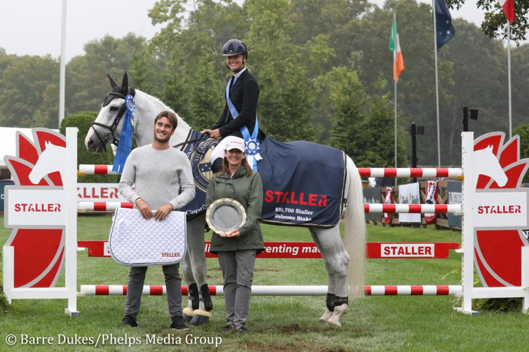 Kristen Vanderveen and Bull Run's Faustino de Tili defend title in Staller Welcome Stake at American Gold Cup