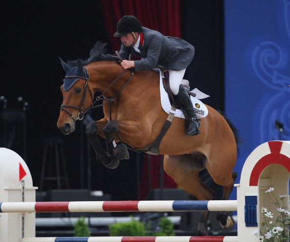 Robert Whitaker wins 5* Grand Prix in Helsinki
