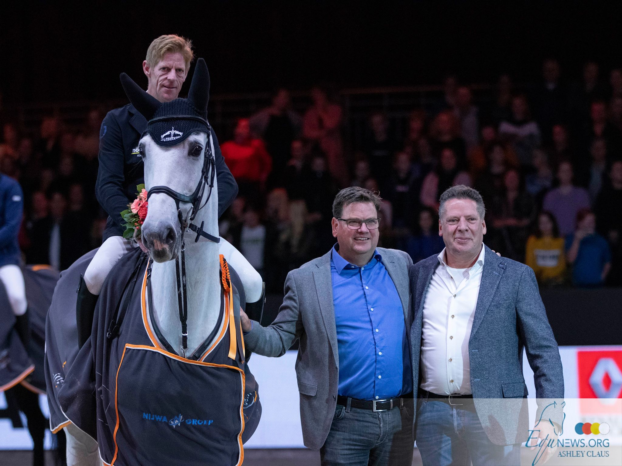 Check out today's biggest winners in Tryon, St Tropez, MET, Oslo, Herning, Zwolle and El Jadida