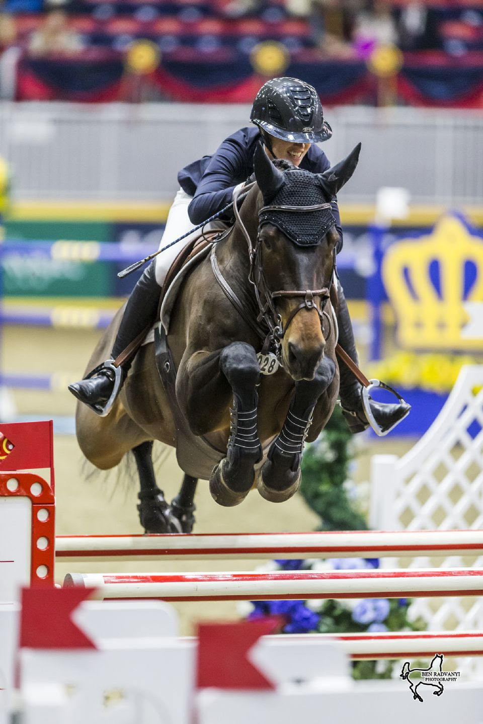 Amy Millar Opens Royal  Horse Show With a Win
