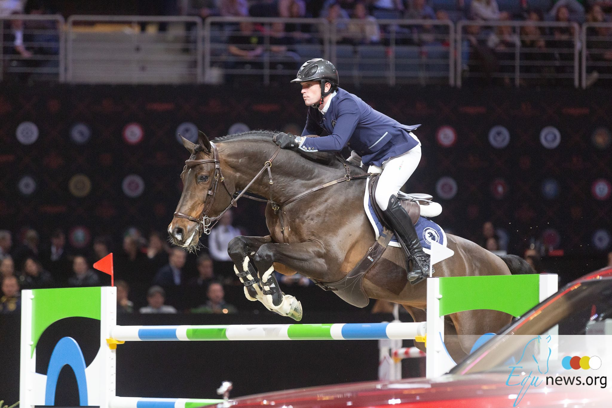 Stunning victory for Darragh Kenny and Important de Muze in Stockholm