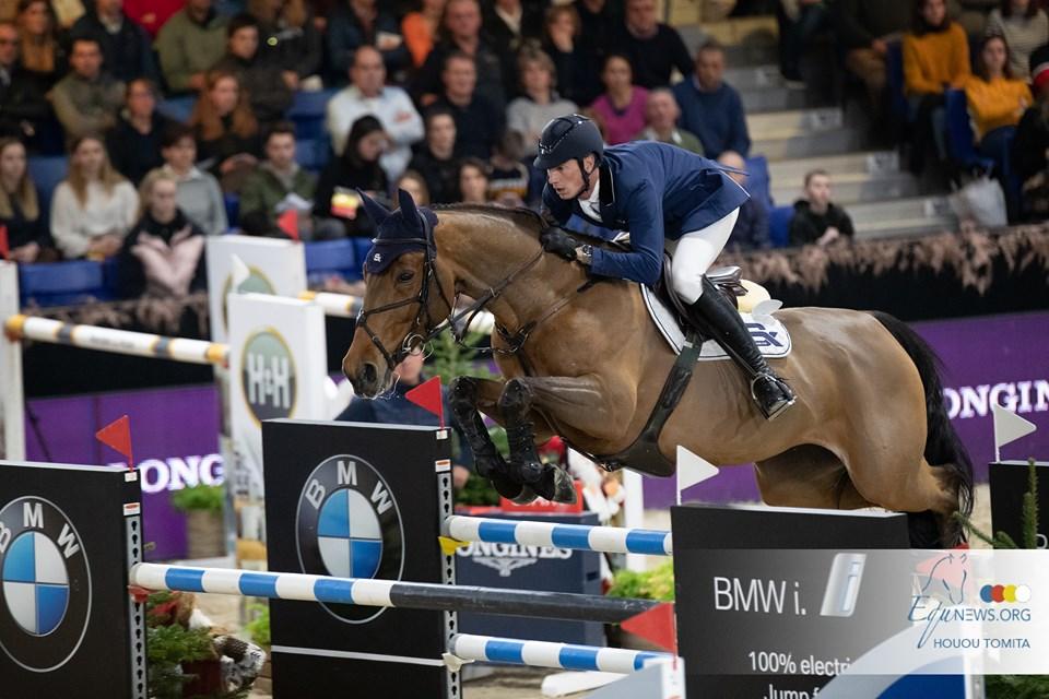 Daniel Deusser wins World Cup of Mechelen in a spectacular way