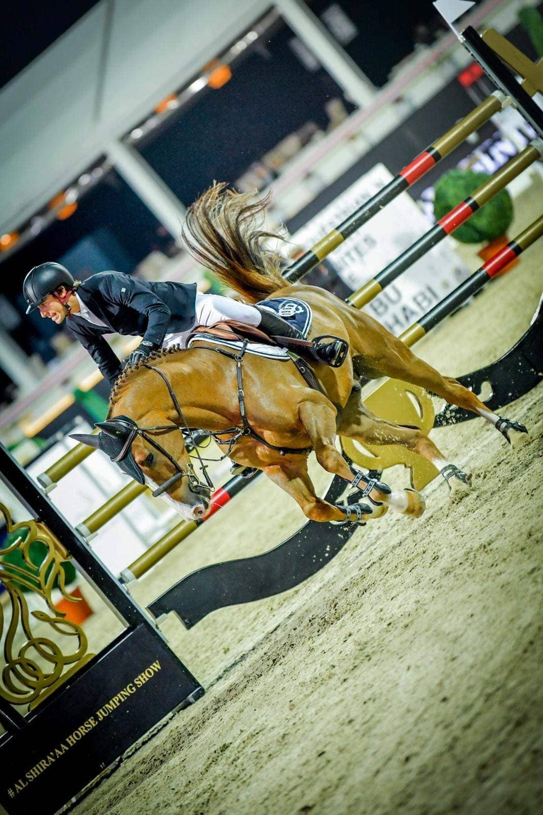 Marquilhas beats Whitaker's in thrilling qualifier Abu Dhabi