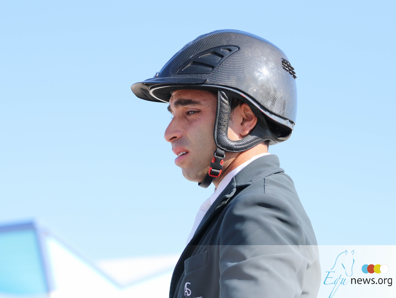 Saïd in the lead in Longines Grand Prix qualifier Sharjah