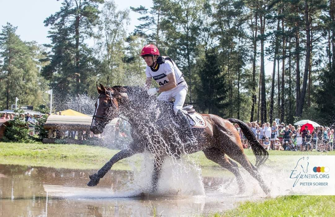 Longines Luhmühlen Horse Trials cancelled