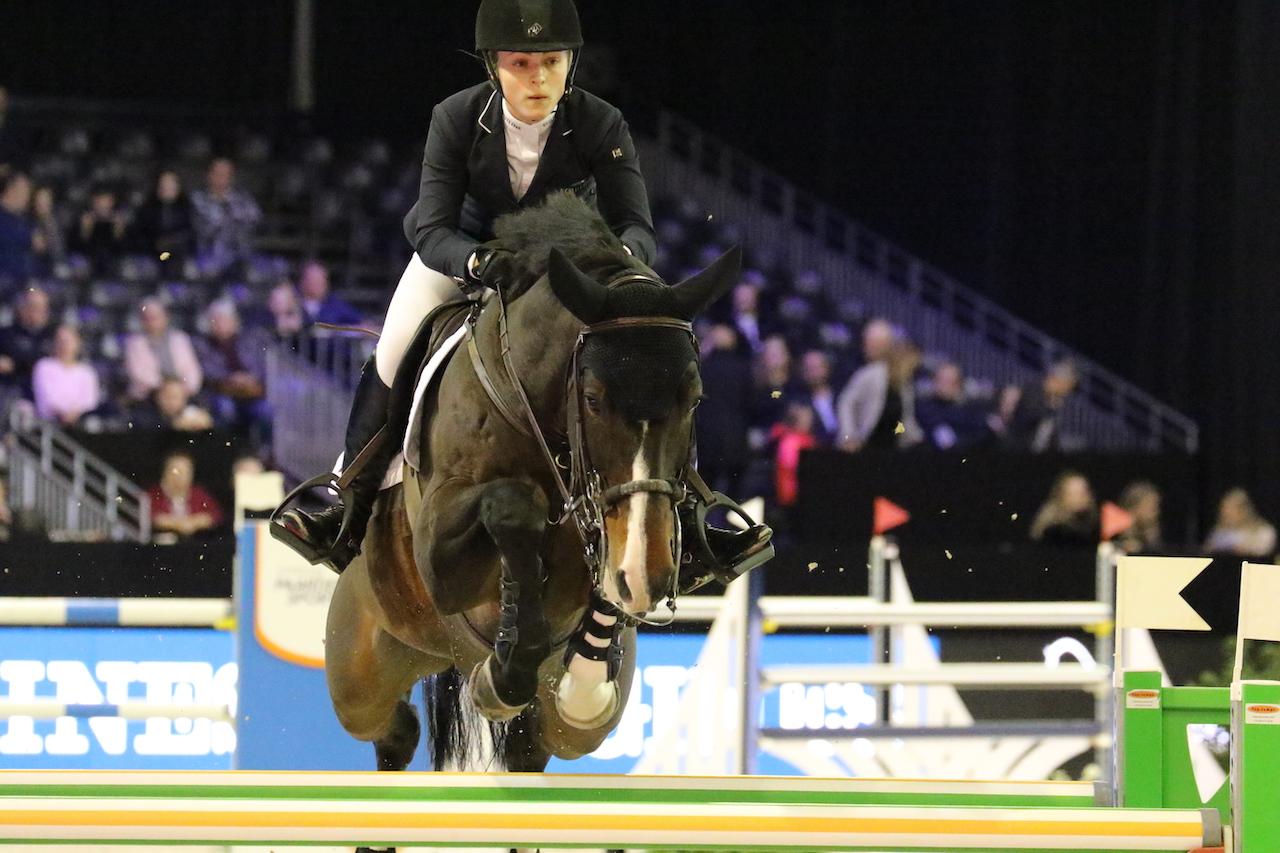 Two top five placings for Chloe Reid on German ground