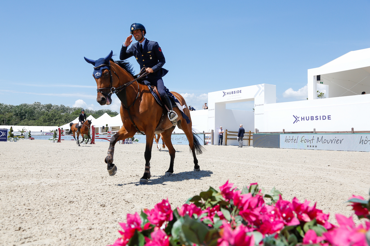 Emilio Bicocchi adds another CSI4* victory to his list of honors