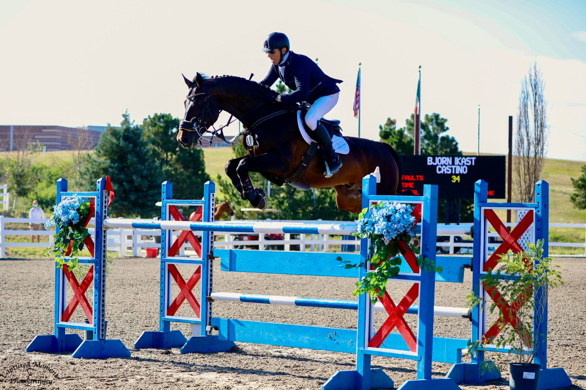 Bjorn Ikast & Castino Cruise to Victory in $35,000 LEG Grand Prix at Summer in the Rockies