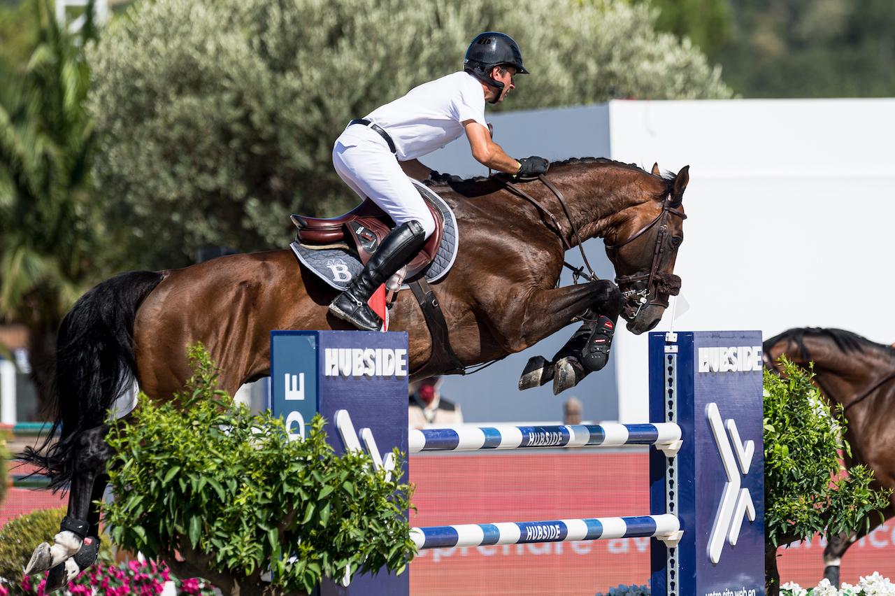 "Julien Epaillard: ""Safari is simply a very fast horse"""