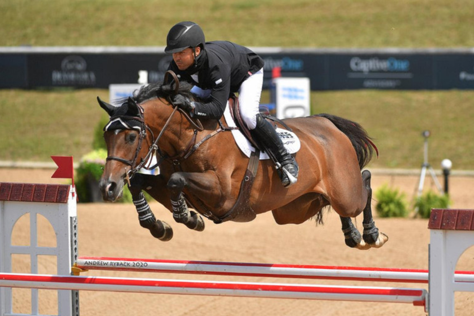Kent Farrington and Austria 2 accelerate to victory in $36,600 CWD Welcome Stake CSI3*