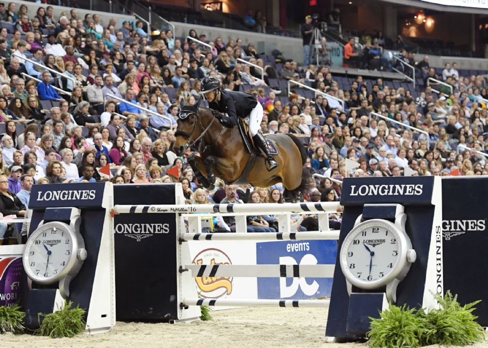 Washington International Horse Show's President's Cup Grand Prix Heads to Tryon International Equestrian Center