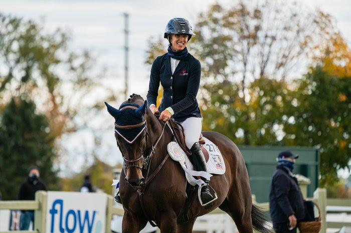 Kelley Robinson Wins Assante Grand Prix at Ottawa Finale