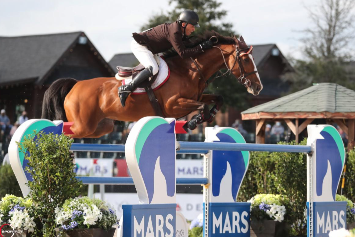 A Third Win for Todd Minikus in $214,000 WIHS President's Cup Grand Prix CSI 4* presented by MARS Equestrian™ and a Tie for Third