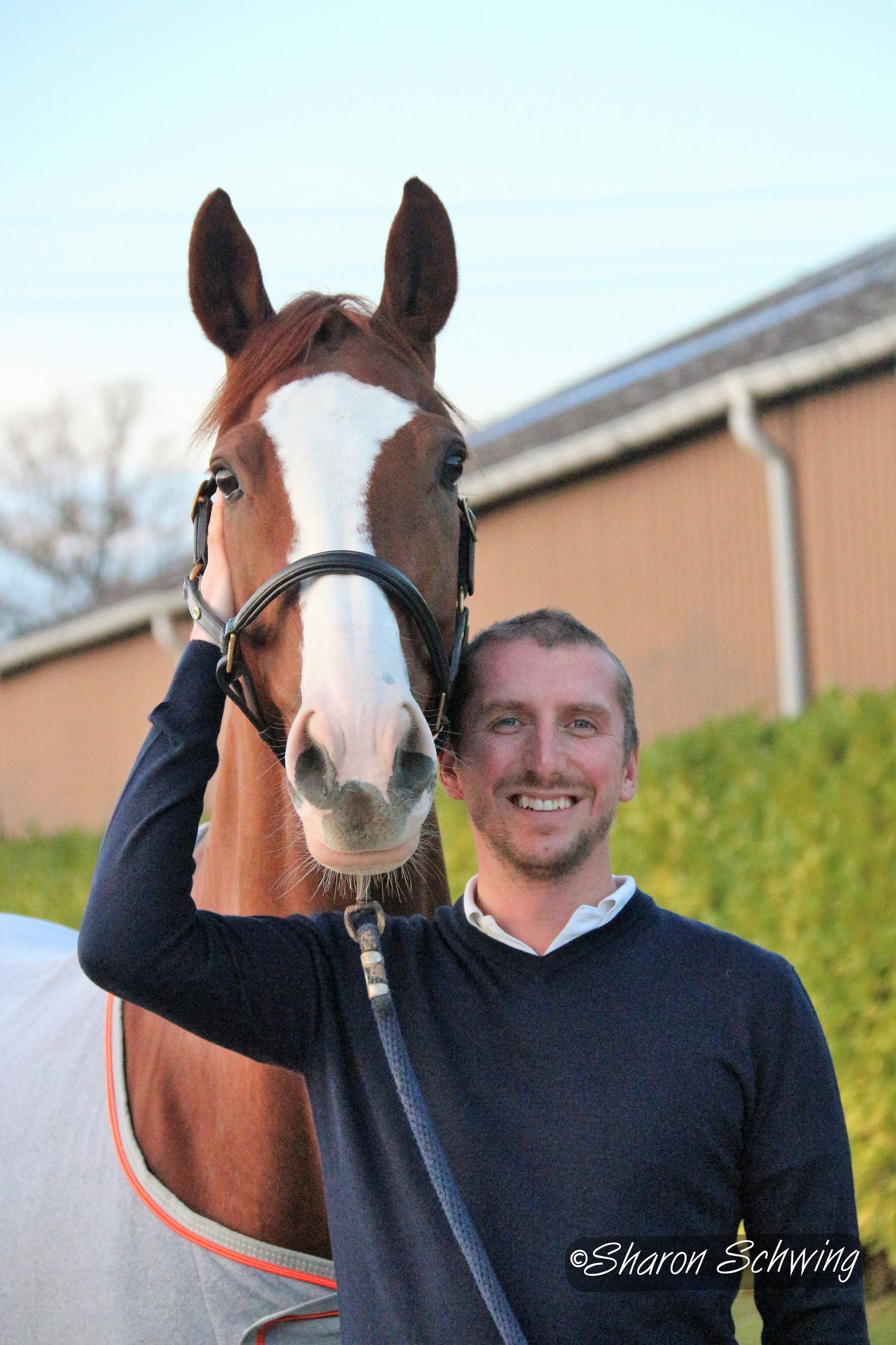 """Let's talk dressage with Antoine Nowakowski:""""no, dressage is not only reserved for those who are afraid to jump! """""""