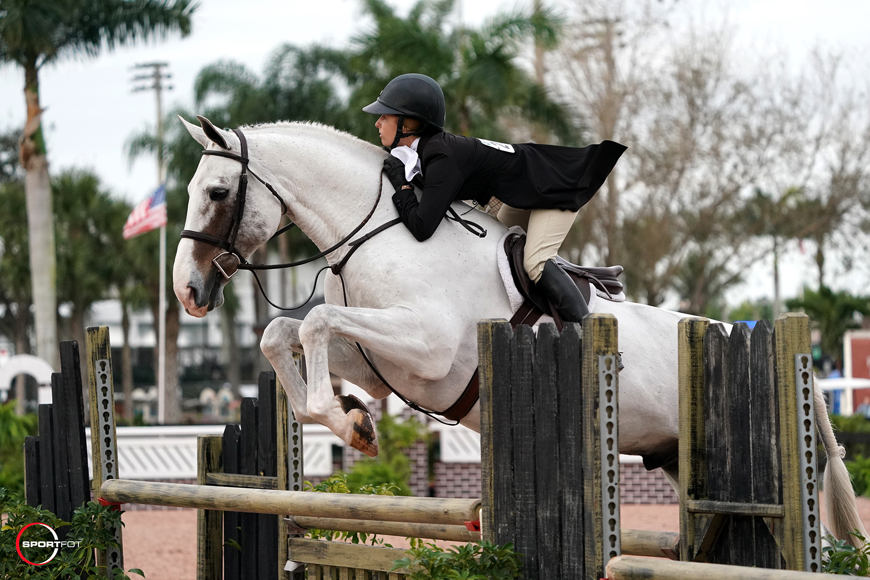 Hannah Isop and Believe Rise to the Top in the $25,000 USHJA International Hunter Derby