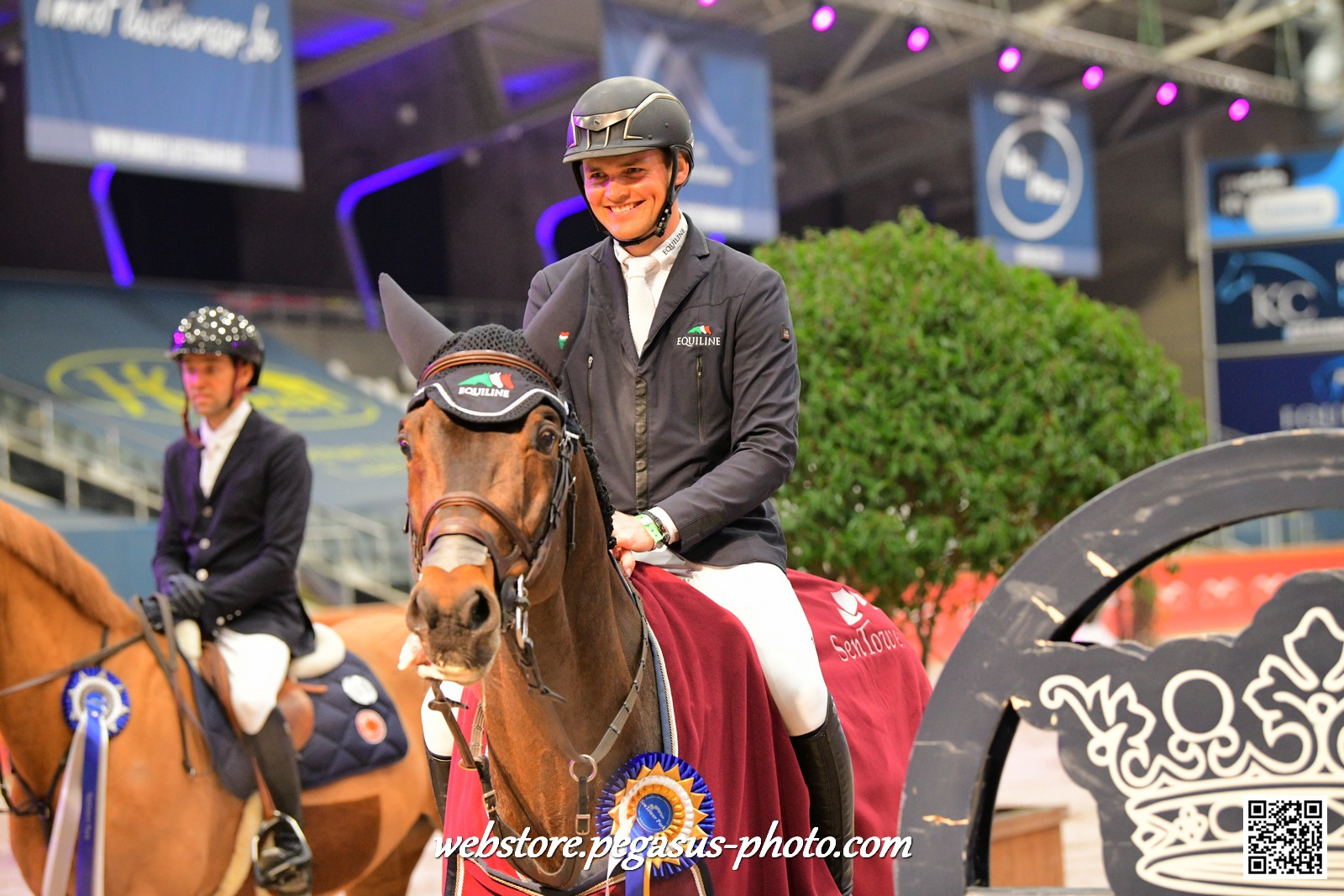 Maurice Tebbel speeds to the victory in ranking class Sopot
