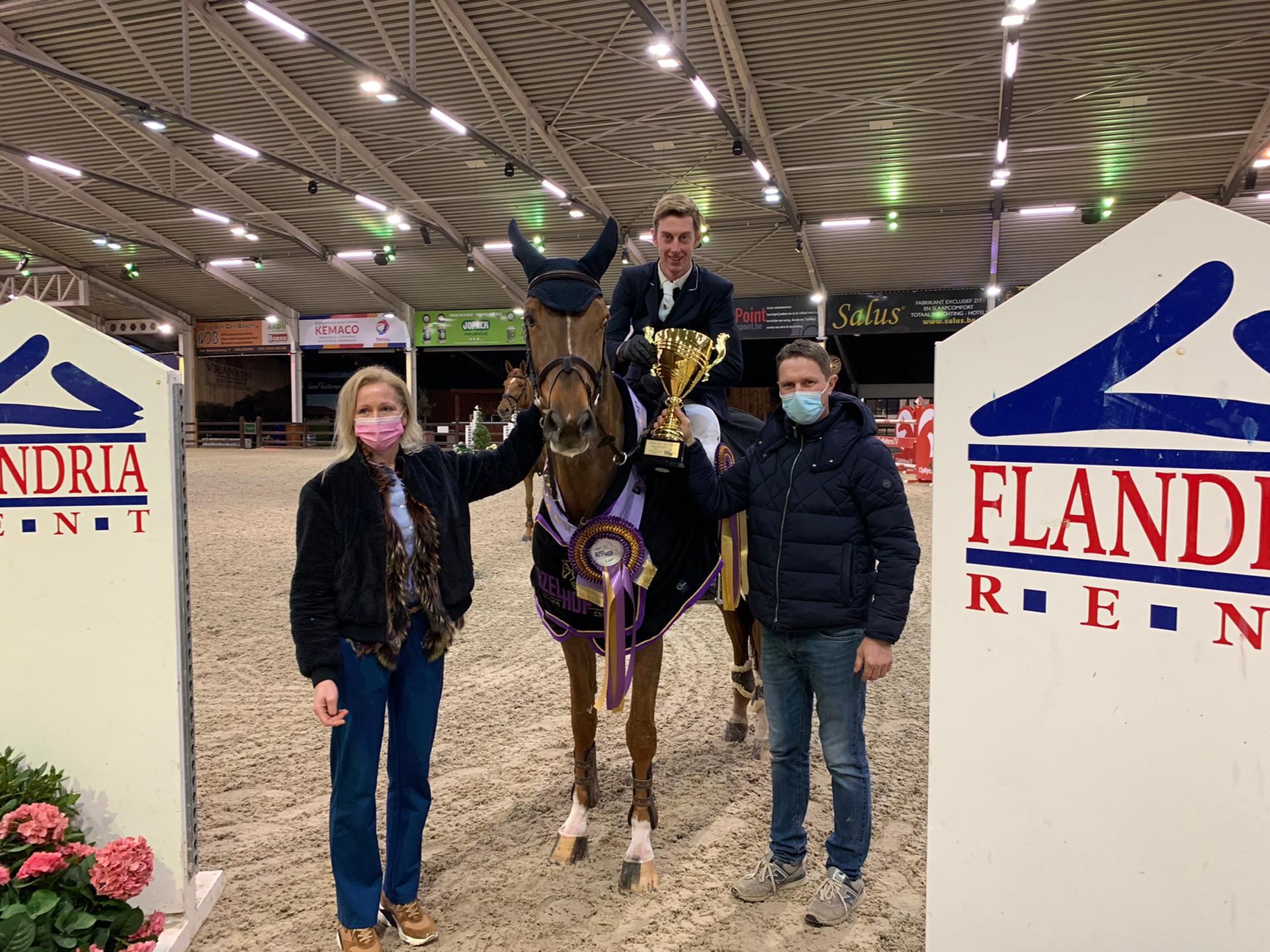 Jeroen Appelen takes thriller of Grand Prix Lier in front of home crowd