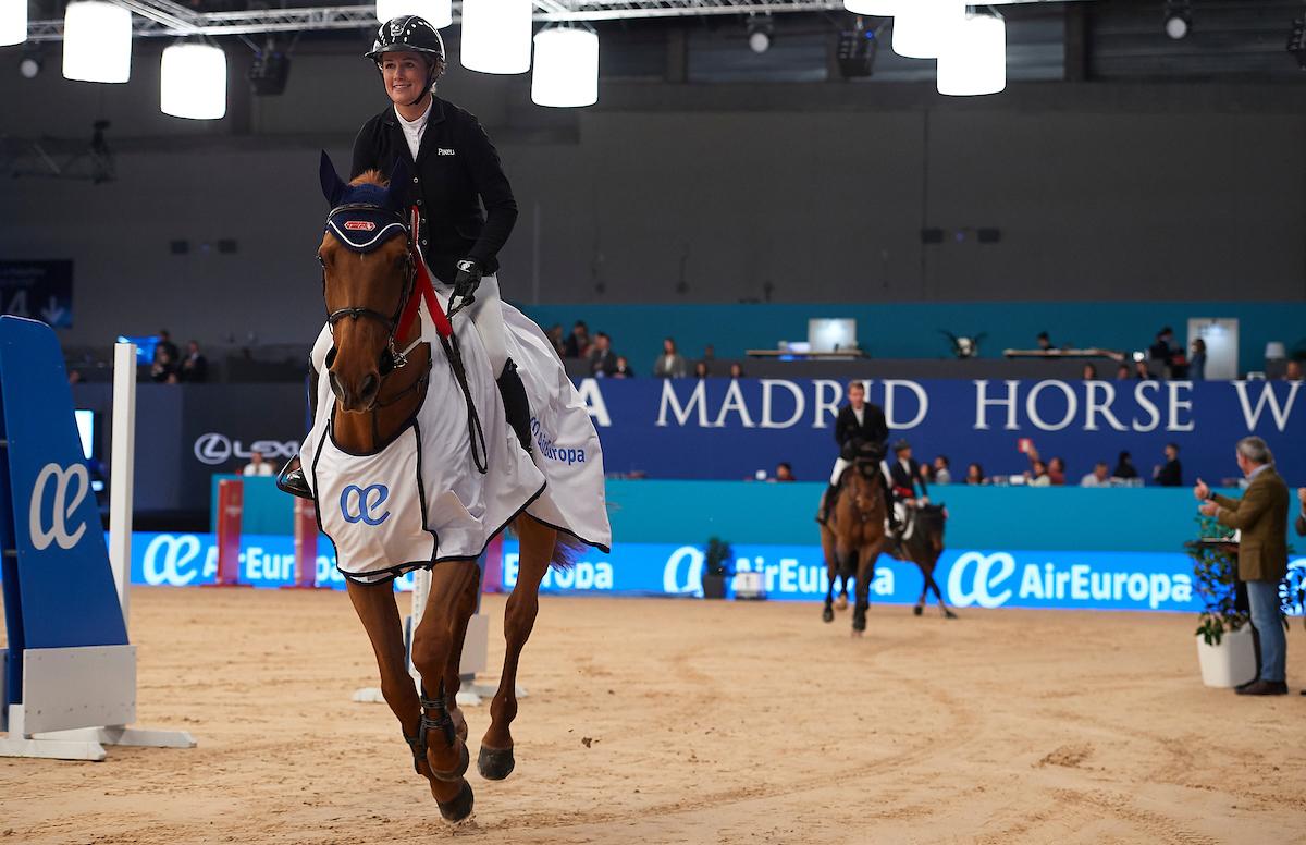 Vilamoura: Laura Renwick wins the main class