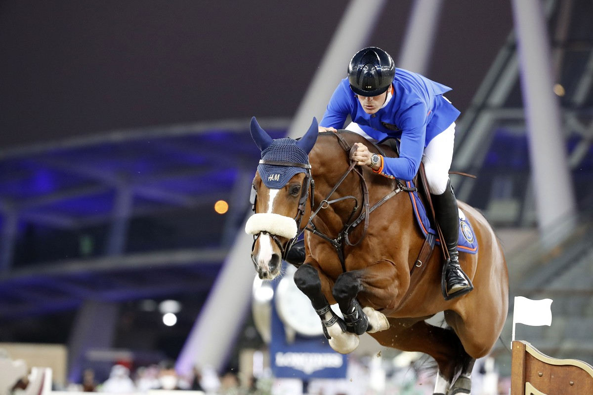 Valkenswaard United wins first leg of Global Champions League