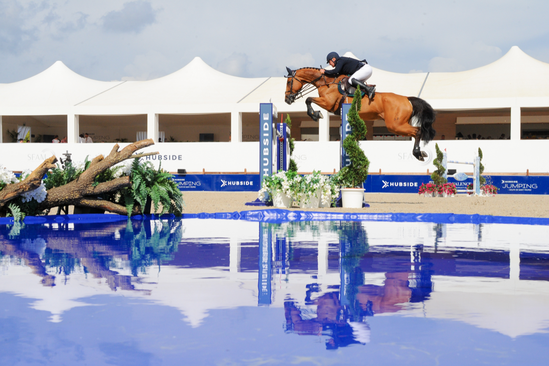 The Hubside Jumping plays host to 7 Olympic Gold Medallists including Eric Lamaze