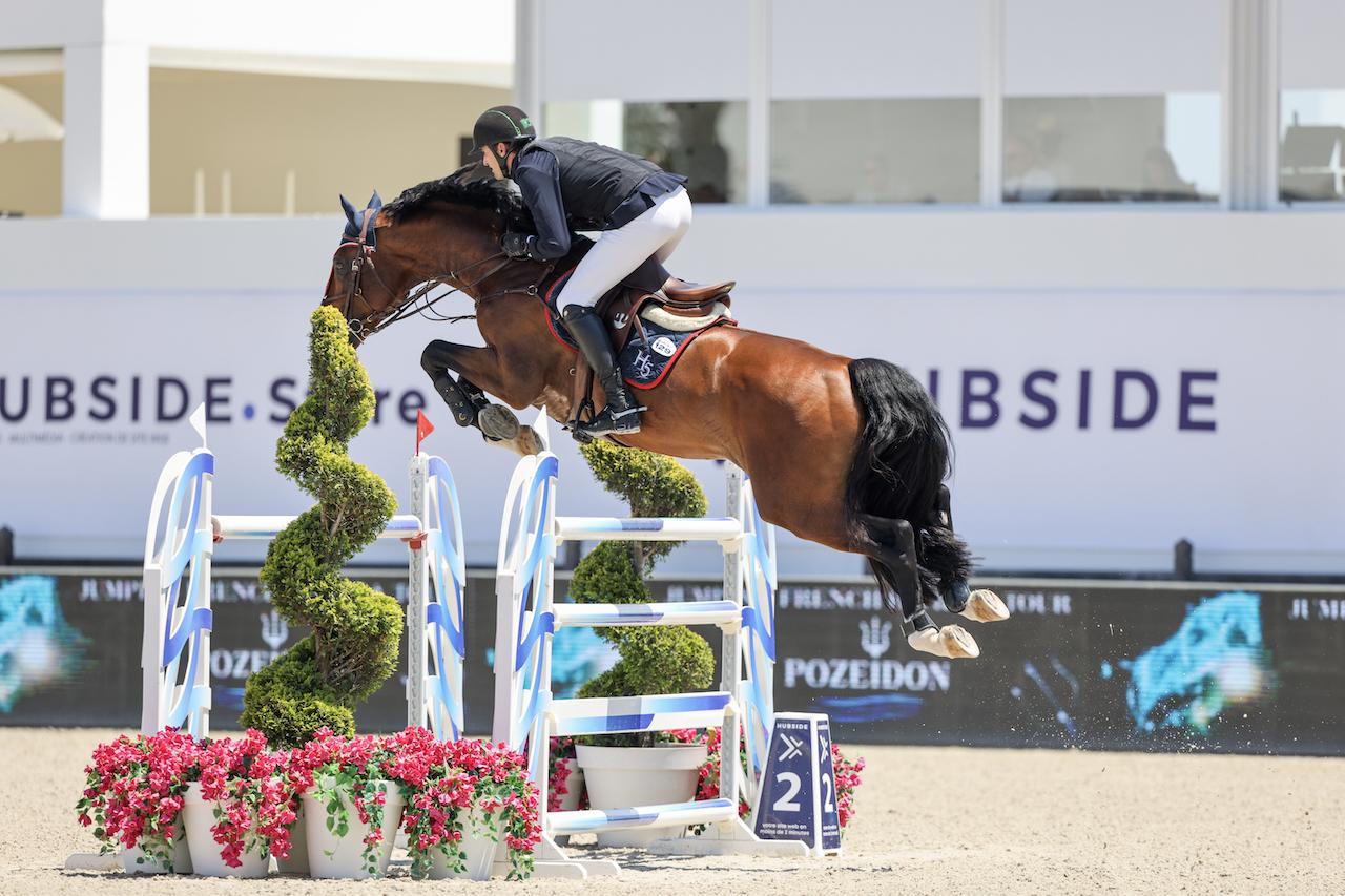 Brazilian victory in CSI4* ranking class Hubside