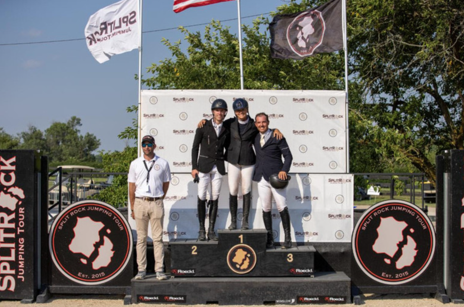 Kristen VanderVeen and Bull Run's Prince of Peace power to $50,000 1.50m Welcome CSI3* win at SRJT Hunter Jumper Classic II