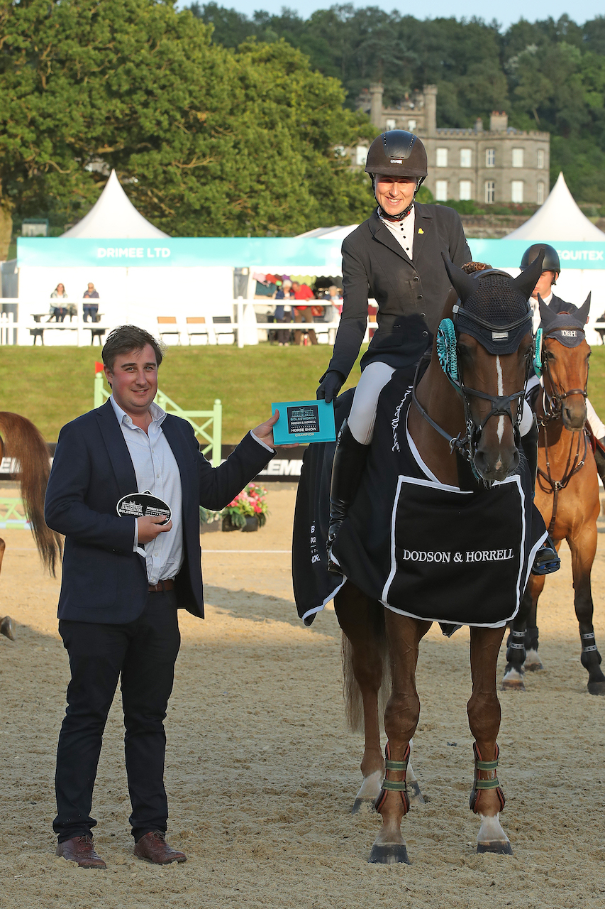 Olympic Contender Holly Smith Wins in Style at Bolesworth
