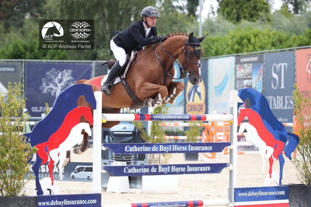 Richard Howley secures Irish victory in ranking class Bonheiden