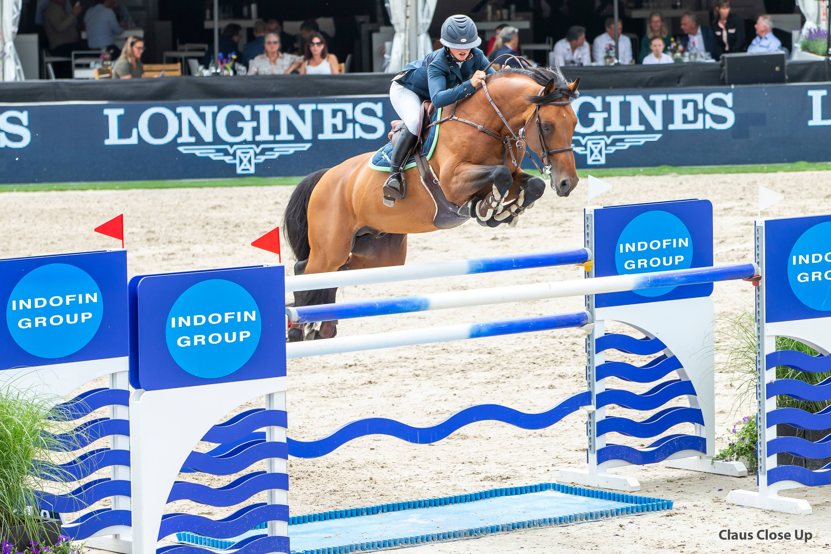 Sanne Thijssen wins Grand Prix in Rotterdam