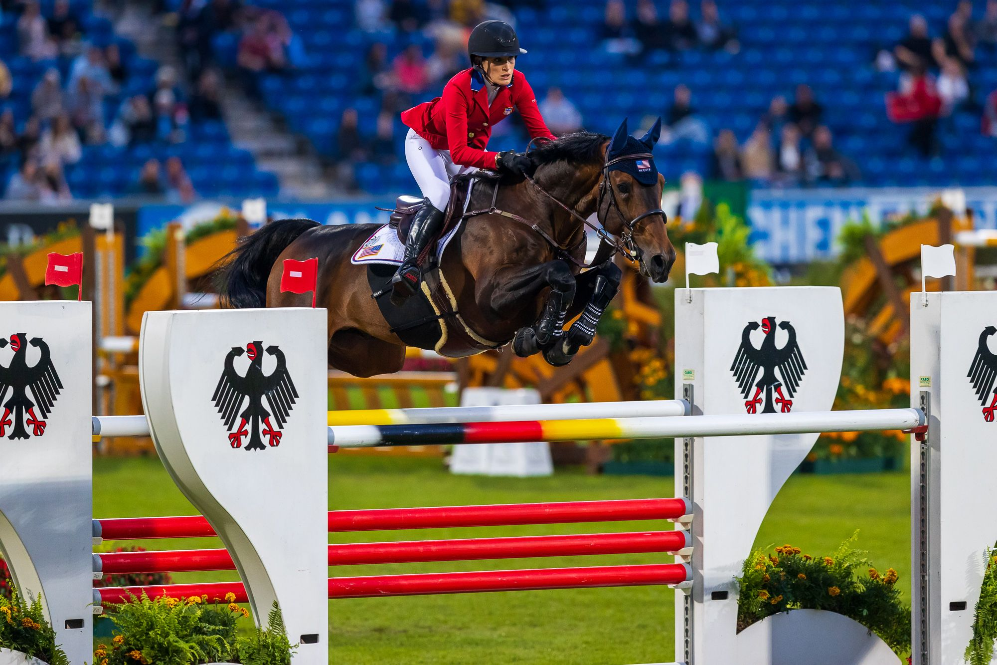 CHIO Aachen: Team USA wins Nations Cup