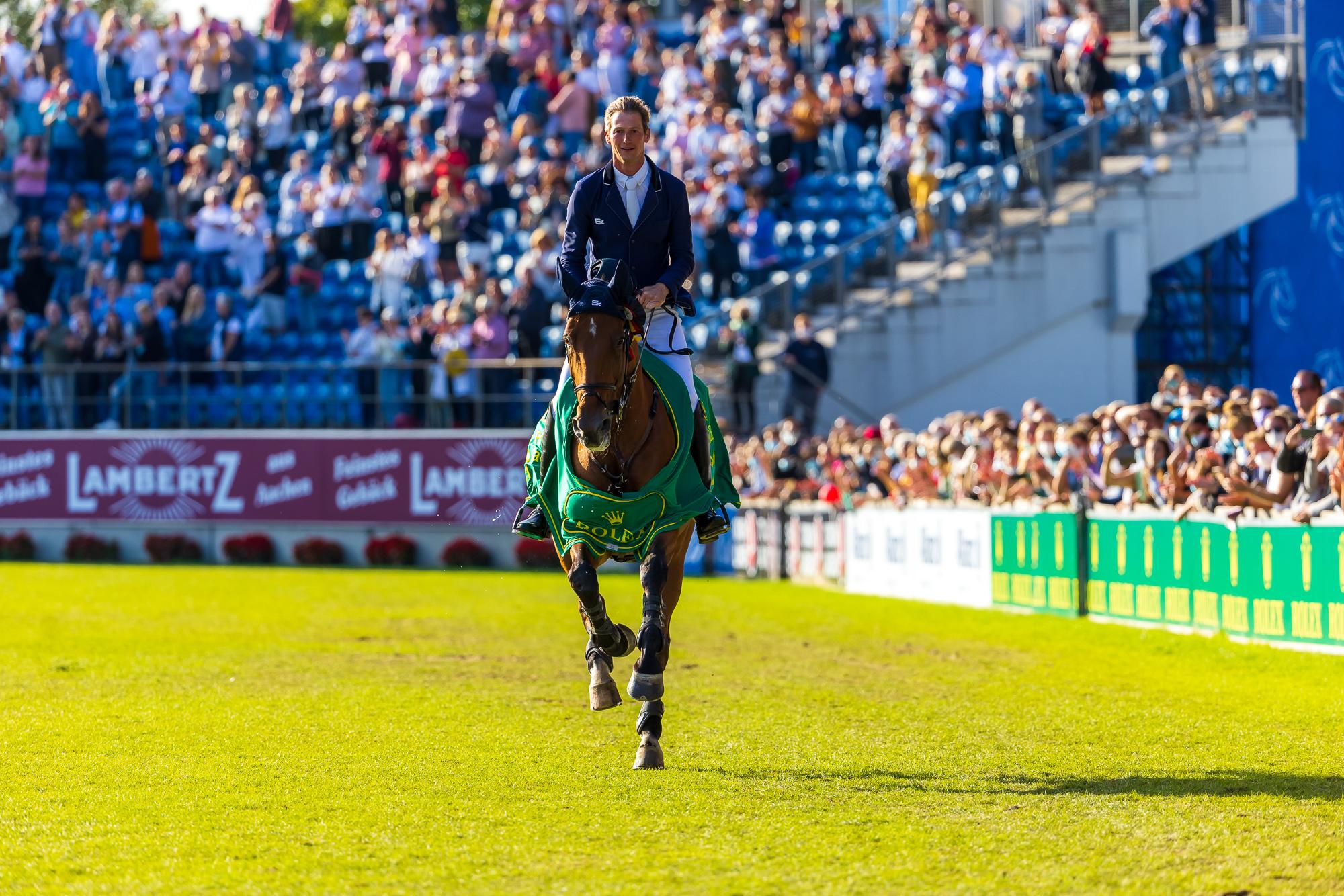 Daniel Deusser wins Rolex Grand Prix of Aachen