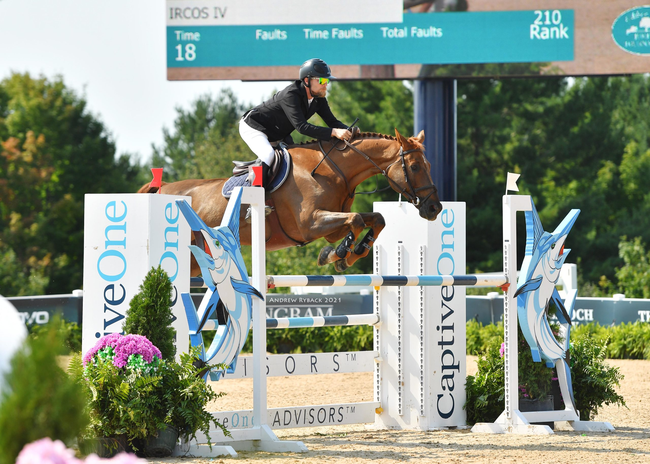 Karl Cook and Ircos win national Grand Prix in Traverse City