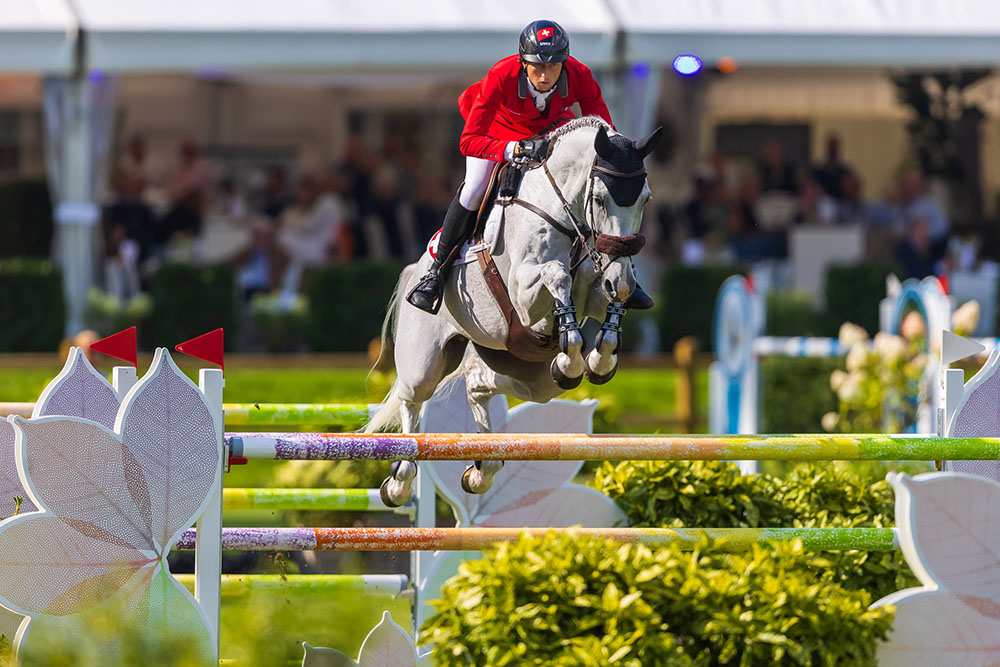 Swiss jumpingsquad takes the GOLDEN medal at the Europeans