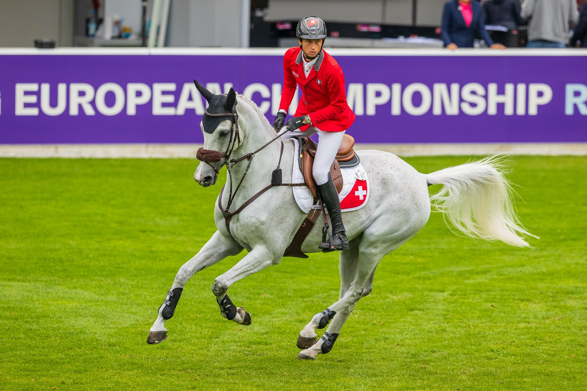 """Martin Fuchs: """"I try to stay cool and afterwards, we can get emotional"""" -  Equnews International"""
