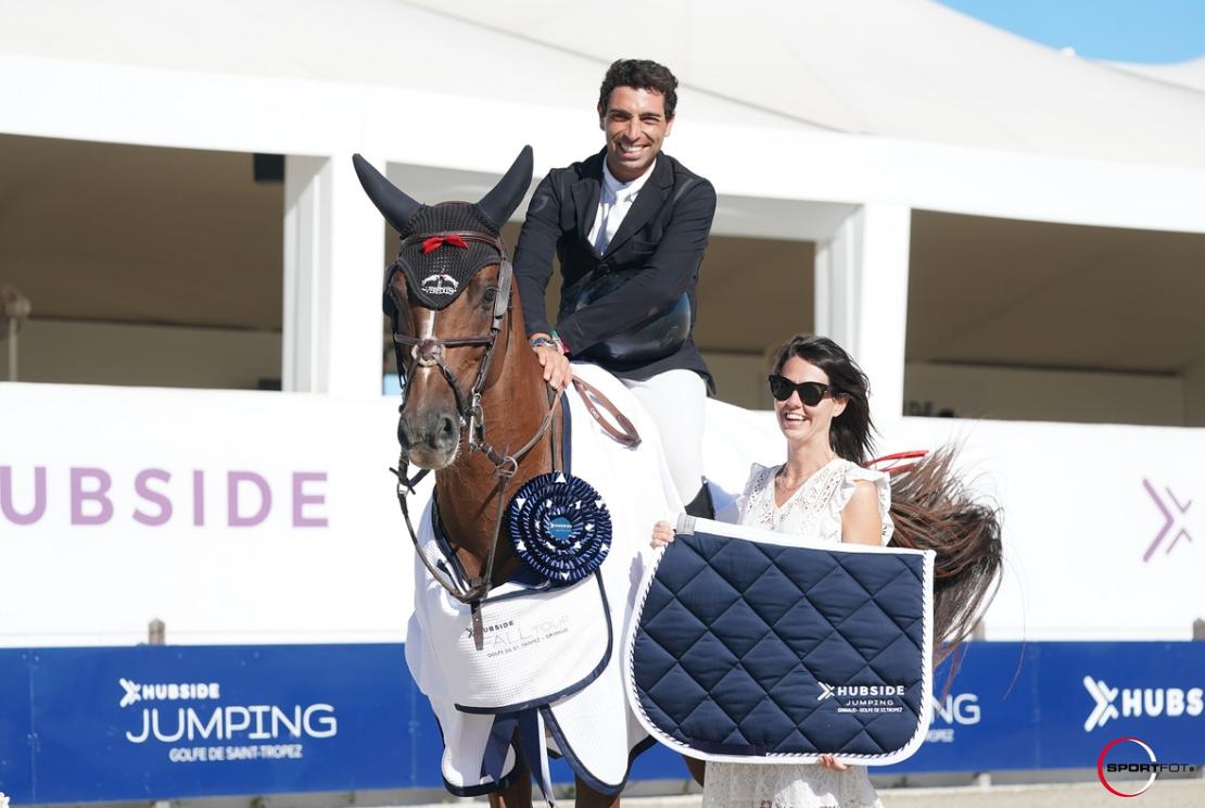 Abdel Said wins CSI5* Grand Prix of Hubside
