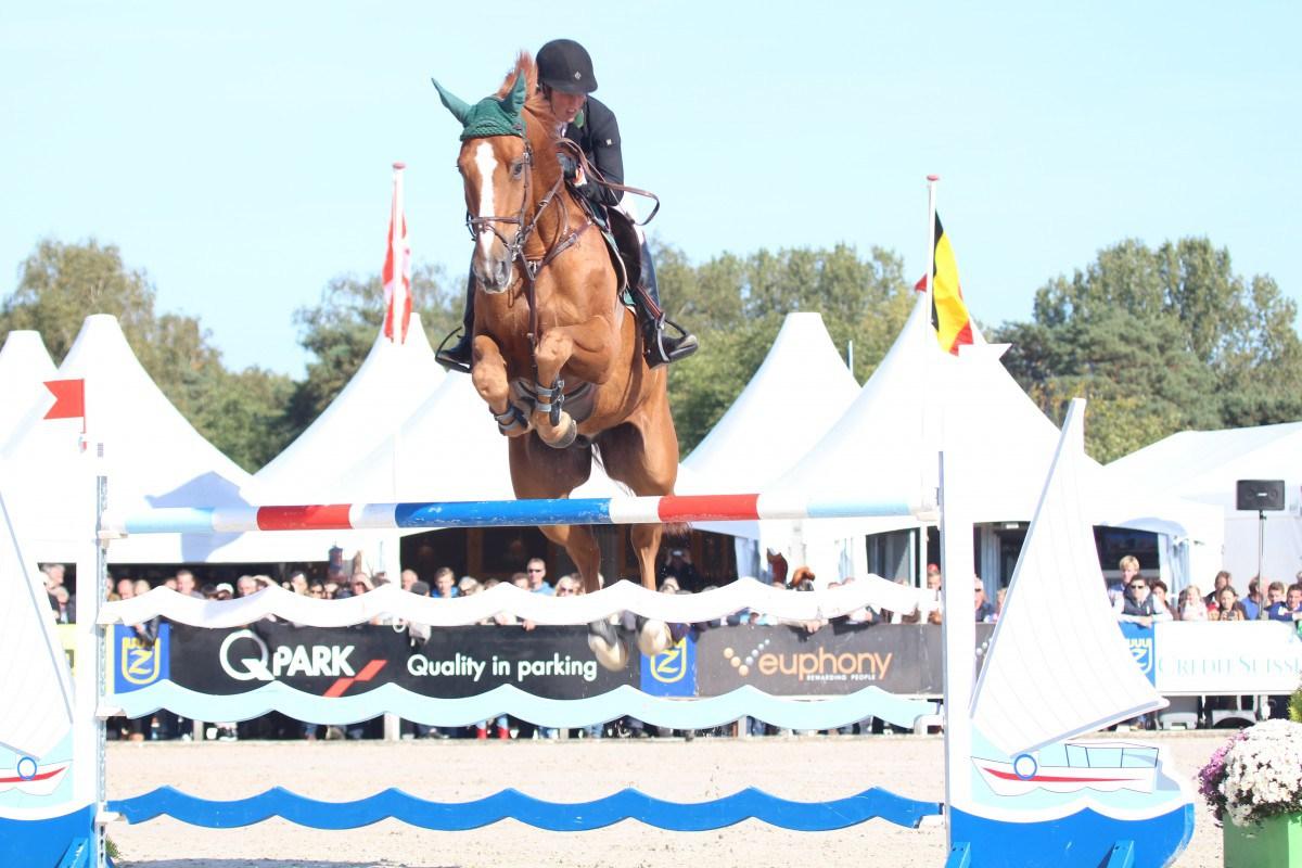 Charlotte Bettendorf wins CSI2* Grand Prix of Bonheiden
