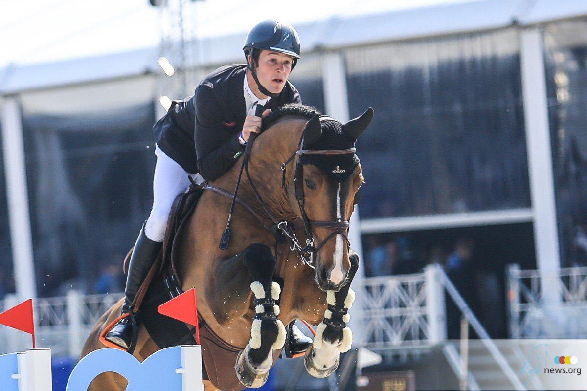 """Constant van Paesschen : """"Il est important que les chevaux de compétition puissent se remettre rapidement après un effort intensif""""."""