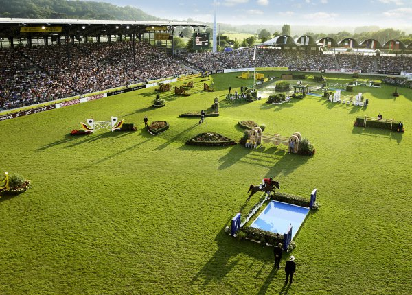 International show at CHIO Aachen in September